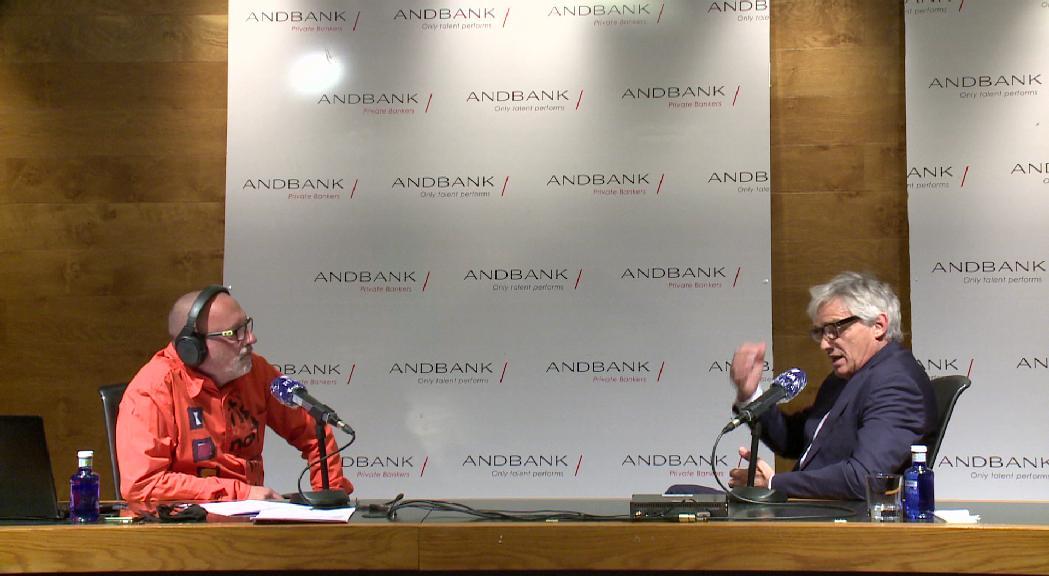 Oriol Ribas (Andbank) diu no tenir por de l'arribada d'entitats bancàries foranes per l'acord amb la UE