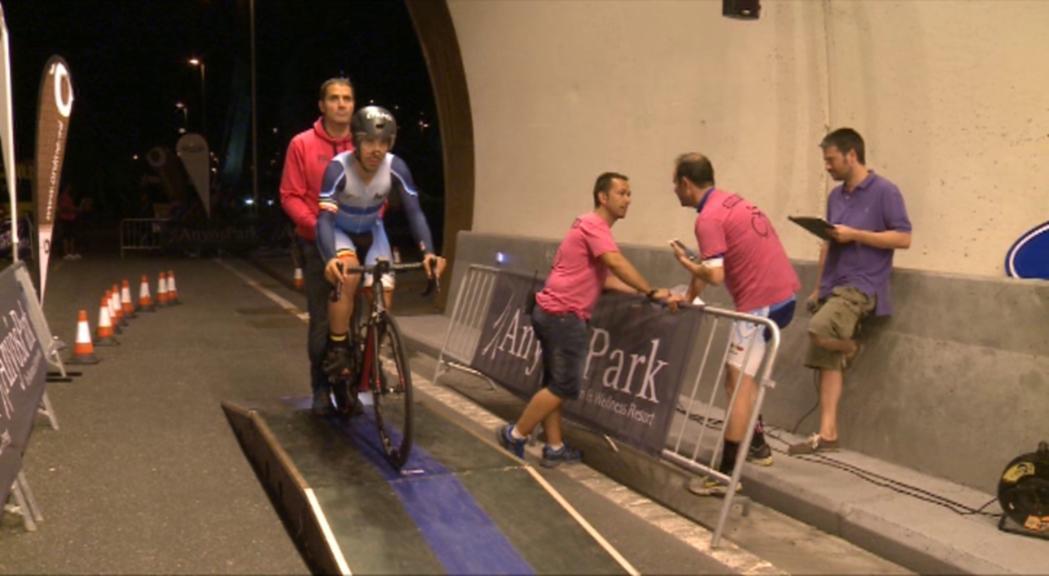 Òscar Cabanas i Julio Pintado representen Andorra a l'Europeu d'Holanda