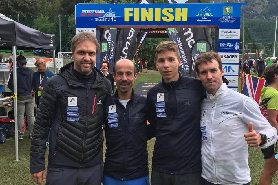 Òscar Casal acaba 14è la Veia Sky Race i tanca els Europeus d'Itàlia amb un gran cinquè lloc a la combinada