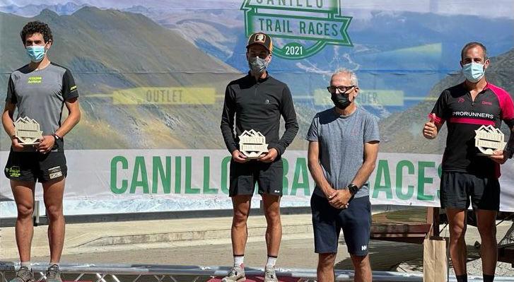 Òscar Casal guanya la prova de 25 quilòmetres de la Canillo Trail Races