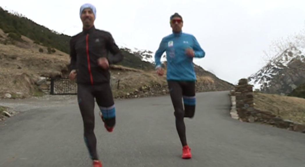 Òscar i Marc Casal completen la Livigno Skymarathon en 12a i 13a posició