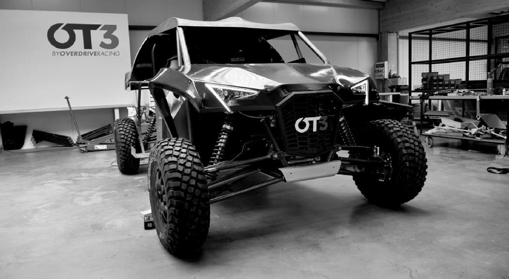 Overdrive Racing, possible equip de Cyril Despres per al Dakar