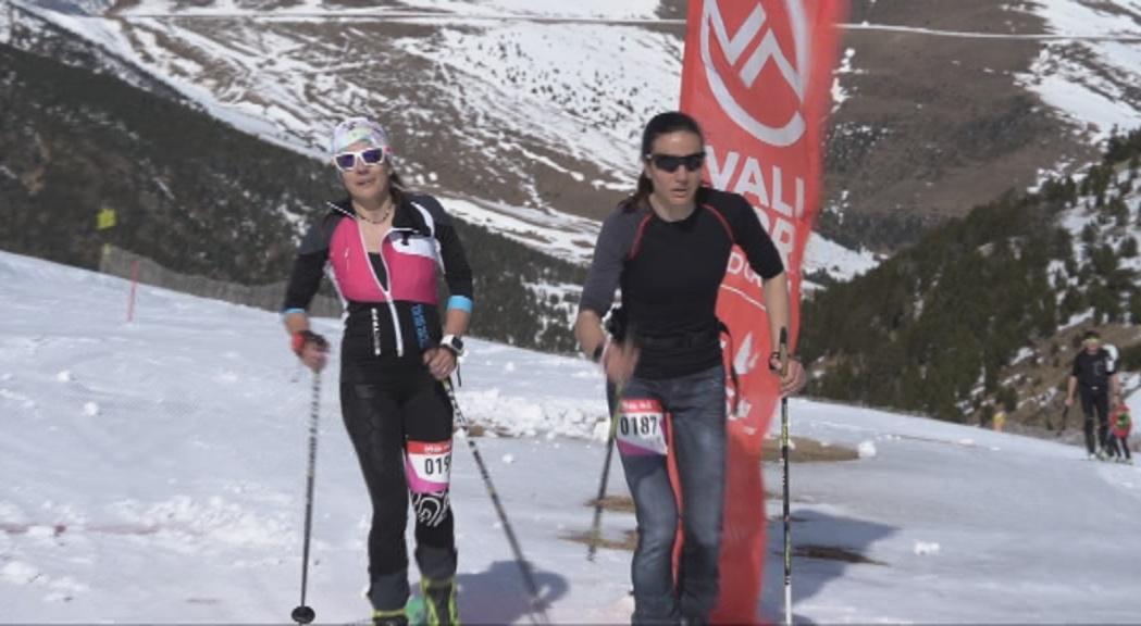 La Pal Skimo Femenina doble la xifra de participants