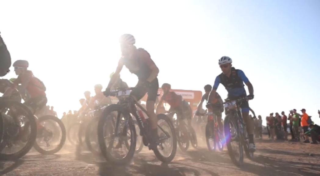 Els participants del país culminen feliçment la Titan Desert 2019
