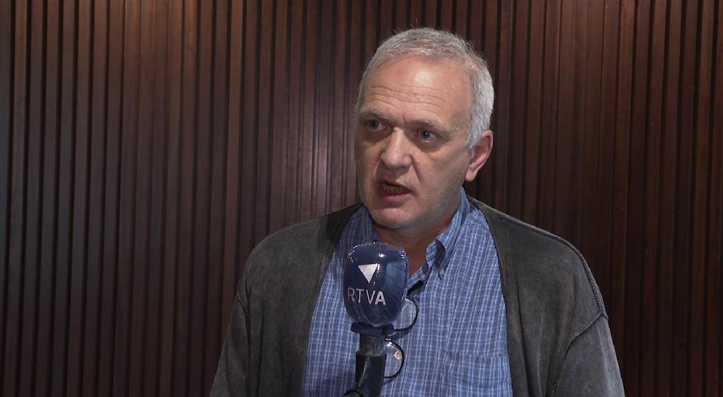 Patrick Frases, nou president de la Federació de Muntanyisme