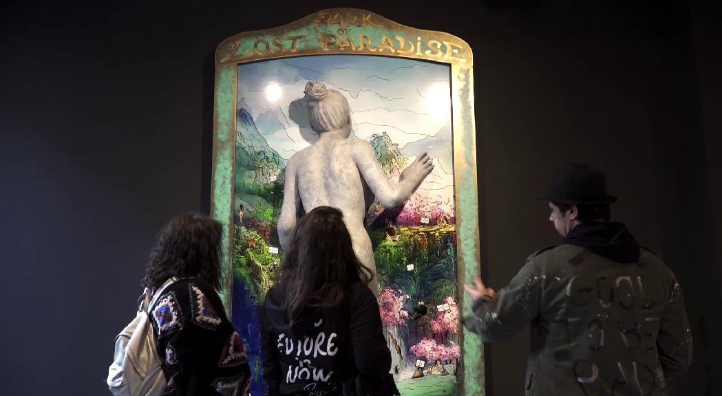 El pavelló d'Andorra a la 58a Biennal de Venècia rep 39.700 visitants