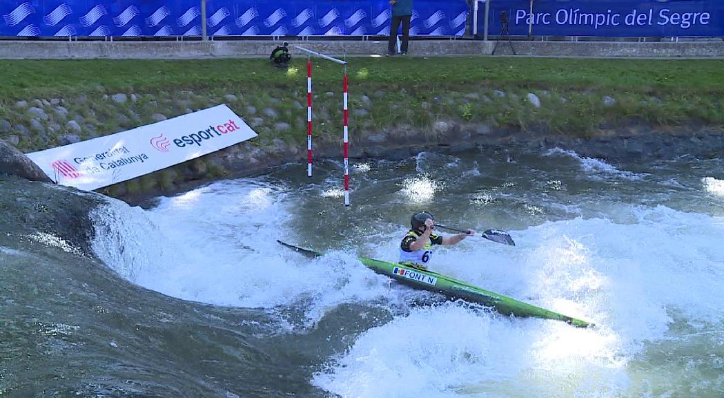 Pellicer i Font, lluny de la semifinal de canoa