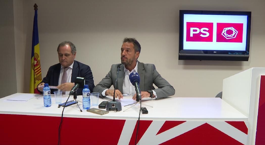 """Pere López denuncia """"ingerències"""" del Copríncep episcopal en la sobirania"""