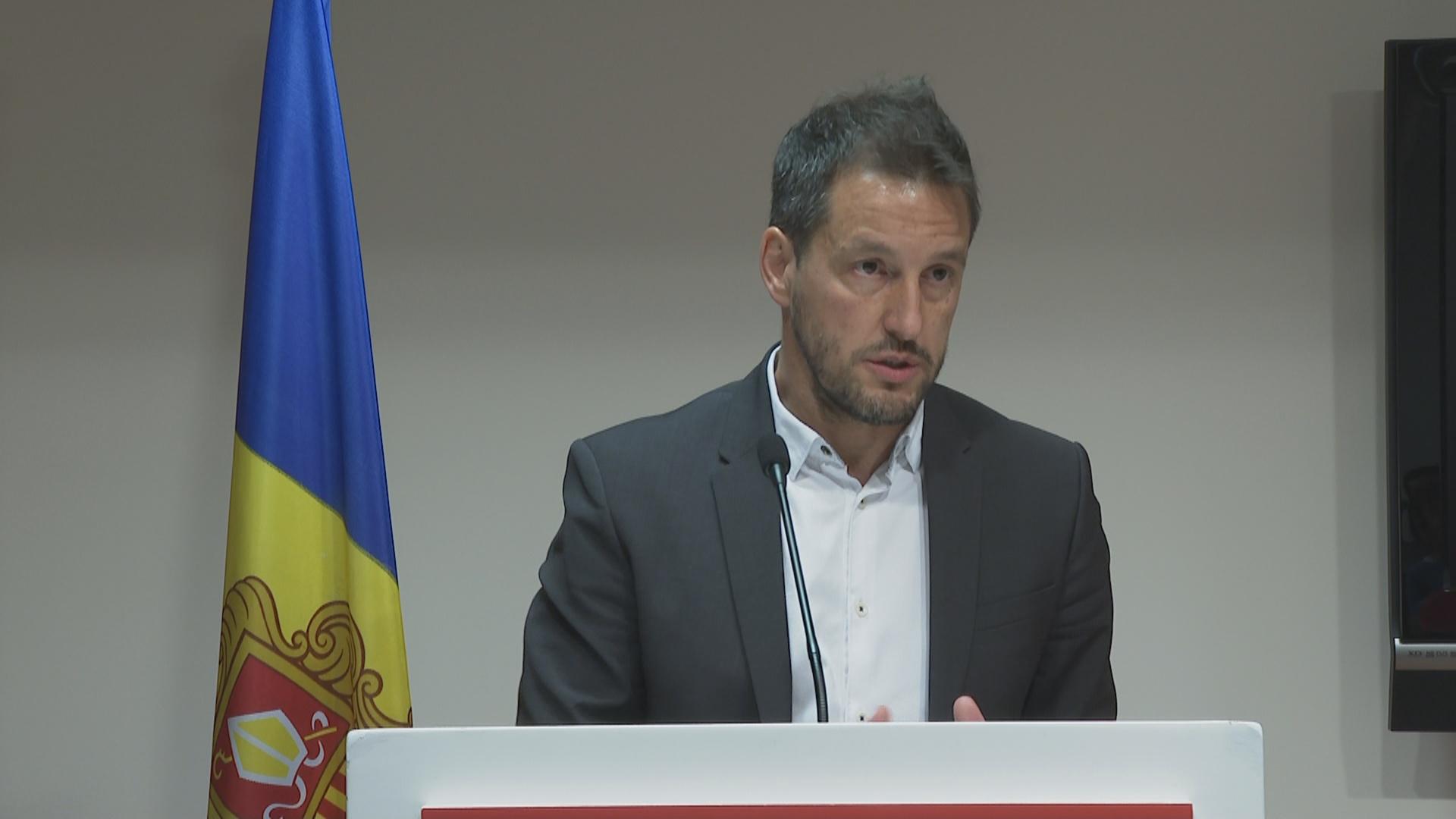 Pere López prioritza garantir els llocs de treball davant la crisi del coronavirus