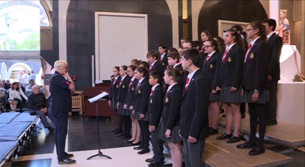 Els Petits Cantors: 28 anys cantant a Meritxell