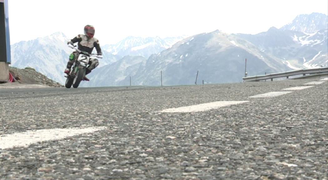 Els pilots residents podrien entrenar-se al Circuit d'Andorra-Pas de la Casa