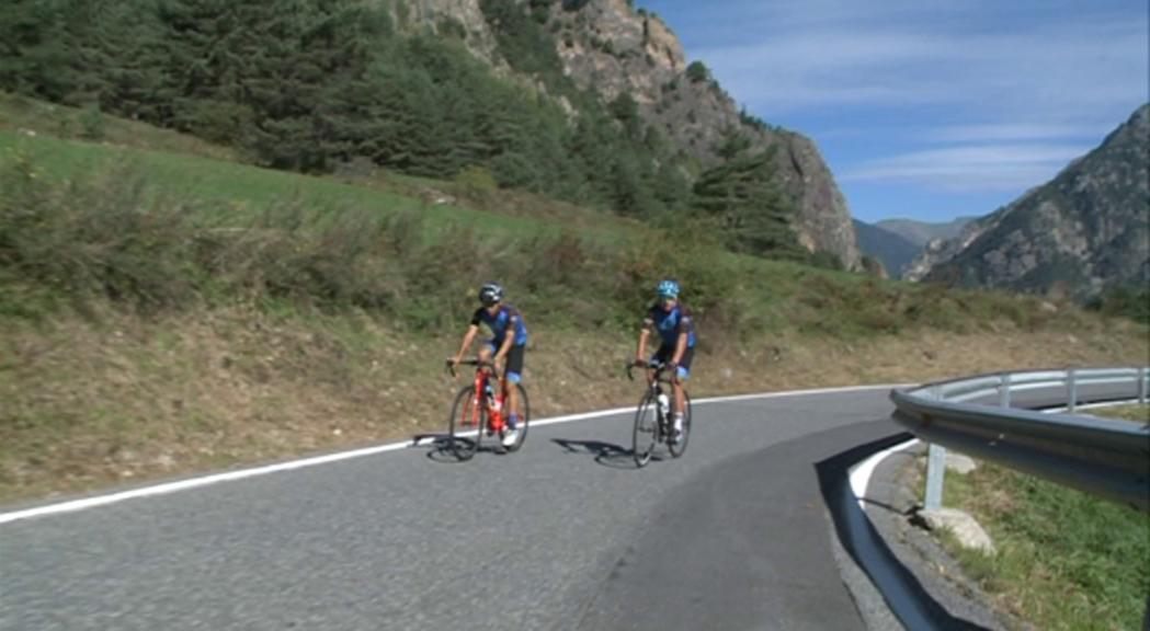 Pintado i Cabanas no finalitzen la cursa a l'Europeu de ruta