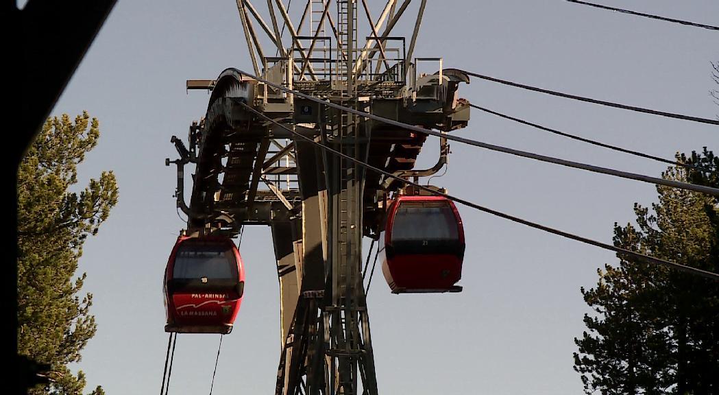 Les pistes d'esquí es posen a punt a l'espera del turisme malgrat la incertesa per la Covid
