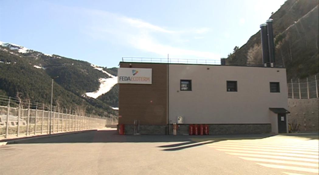 La planta de cogeneració de Soldeu permet reduir les emissions de CO2 en 1.400 tones