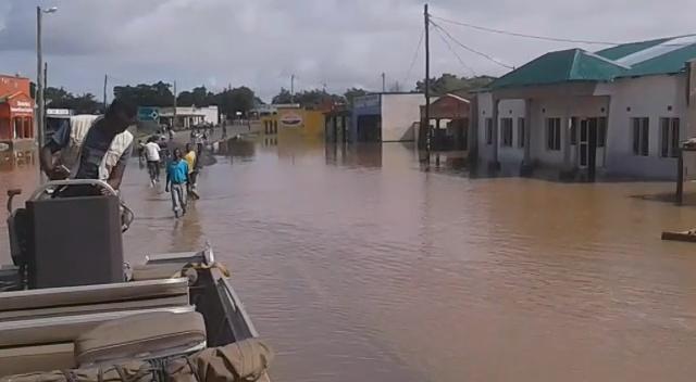 La plataforma d'ONG fa una crida urgent pels afectats pel cicló Idai
