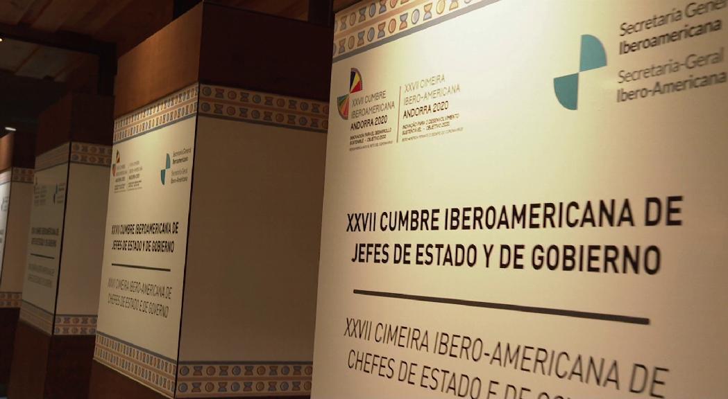 La població veu amb bons ulls l'organització de la Cimera Iberoamericana