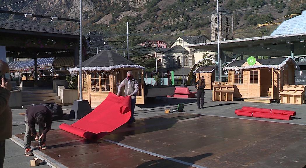 El Poblet de Nadal s'adapta a la Covid-19 i arrencarà divendres per al públic nacional