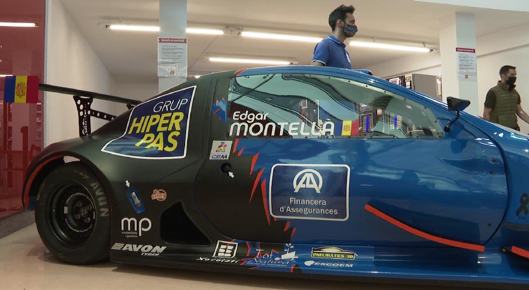 Podis de Ferré i Montellà al Campionat d'Espanya de muntanya