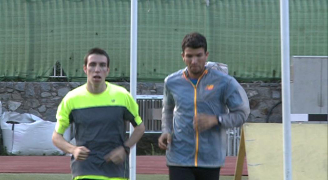 Pol Moya, únic representant d'Andorra al Campionat d'Europa d'atletisme en pista coberta