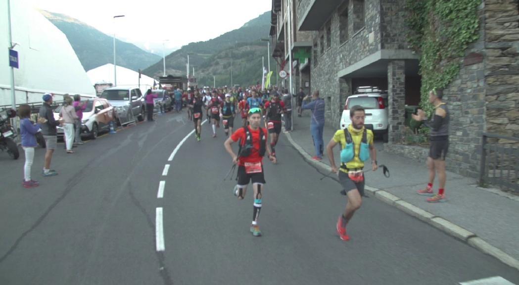 Polèmica entre l'organització i els corredors de l'Andorra Ultra Trail pel retorn de les inscripcions