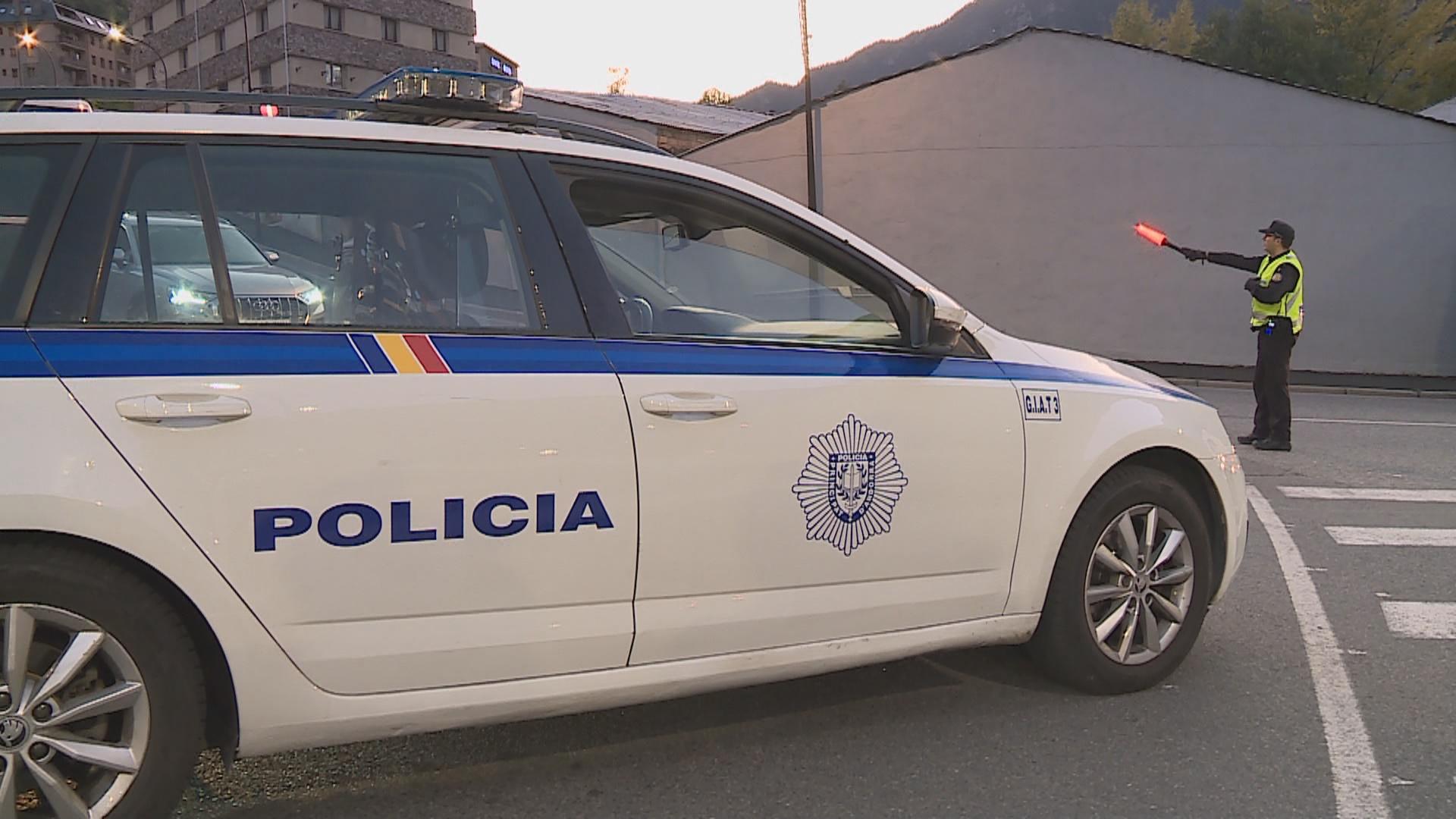 Així ha estat la primera fuga d'un pres a Andorra