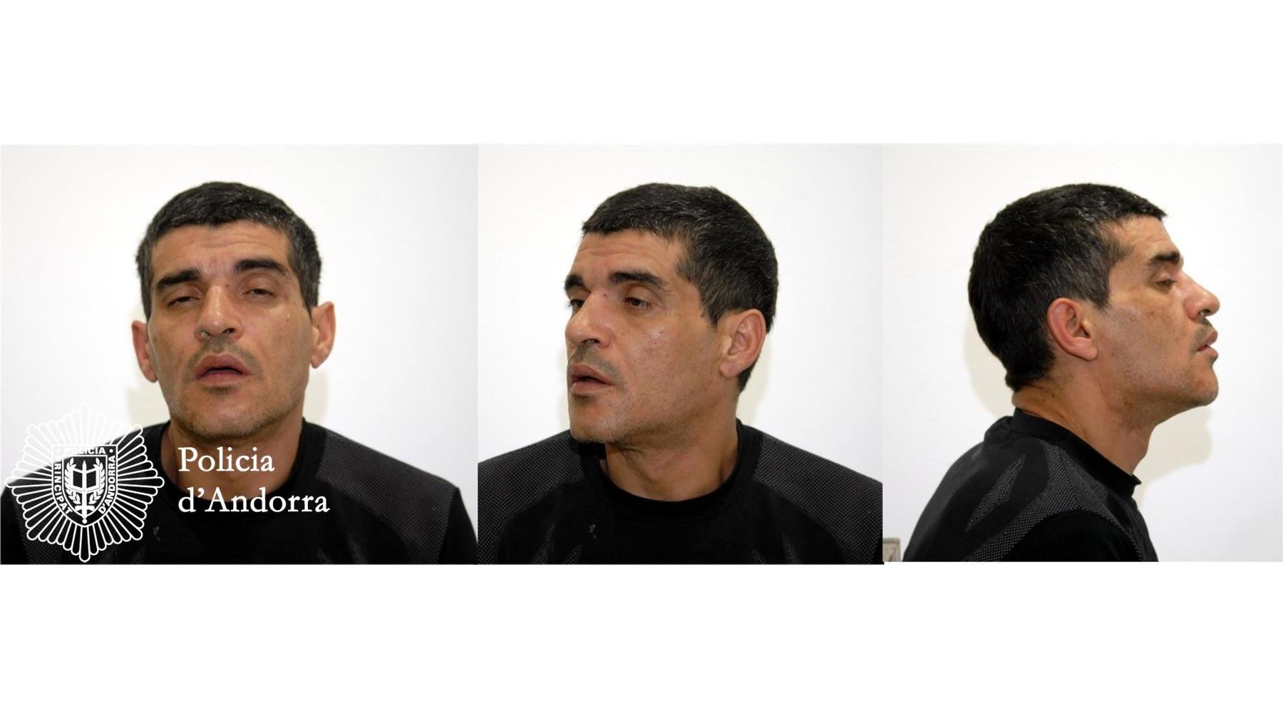 La policia captura el pres fugat de la Comella