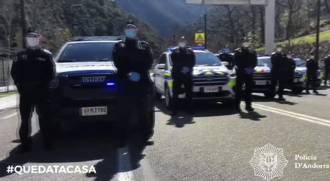La policia llança una campanya per informar dels controls