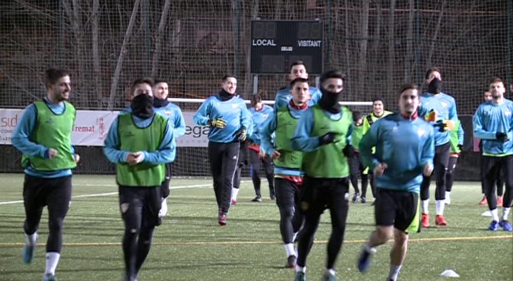El porter Diego Huesca és el tercer fitxatge del FC Andorra