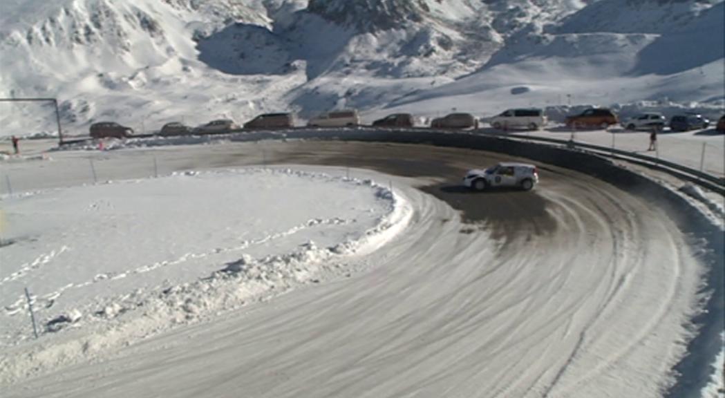 Posposada la segona prova de l'Ice Gladiators per manca de gel