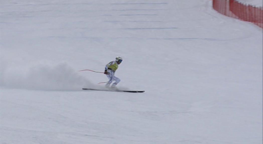 Es presenta l'equip nacional d'alpí amb Verdú més motivat que mai
