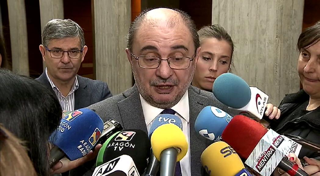 El president d'Aragó descarta incloure Andorra a la candidatura dels Jocs Olímpics d'Hivern del 2030