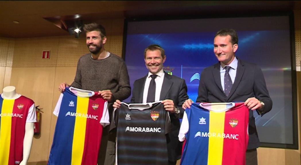 """El president del FC Andorra: """"Està clar que la segona B no és rendible, hem d'intentar pujar a segona A"""""""