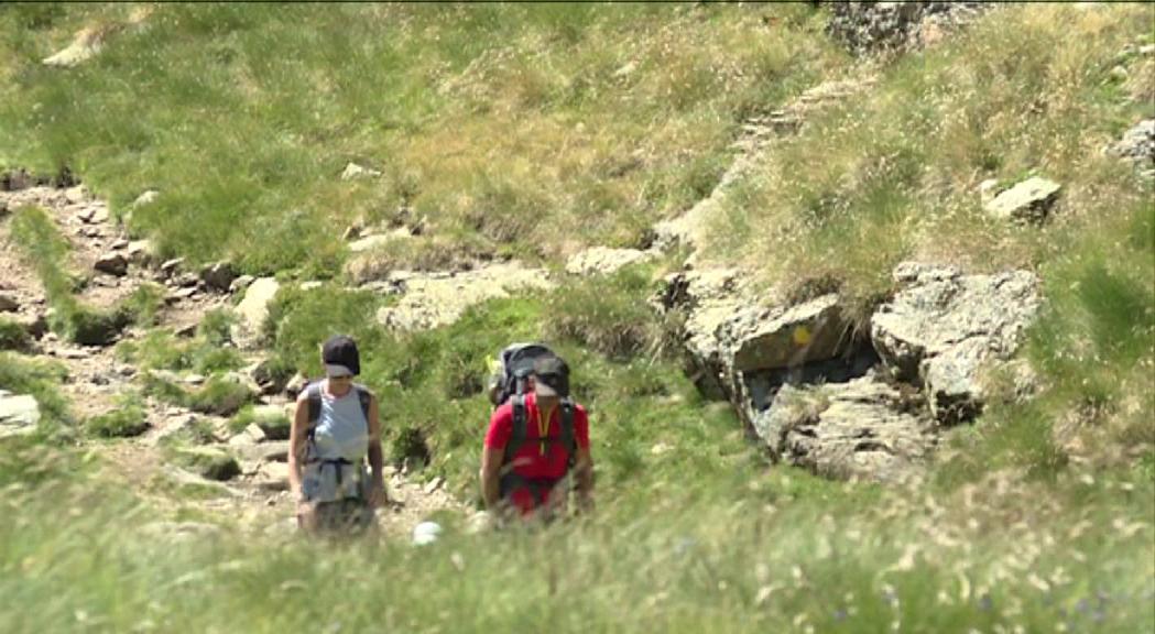 El primer Andorra Walking Festival ofereix senderisme i descoberta del país
