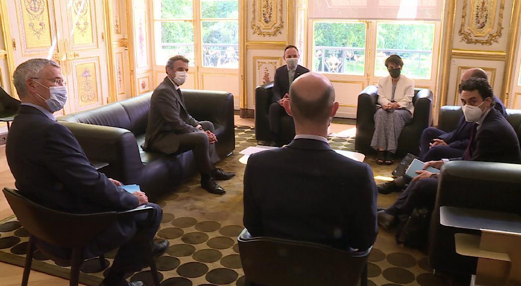 El primer semestre del 2022, clau per a l'impuls de les negociacions dels esculls de l'acord d'associació amb la UE