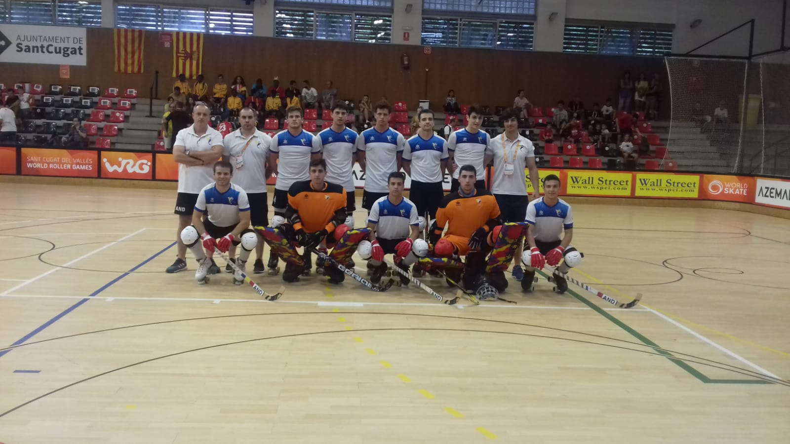 Primera derrota per a la selecció d'hoquei patins al Mundial B, contra Moçambic (3-1)