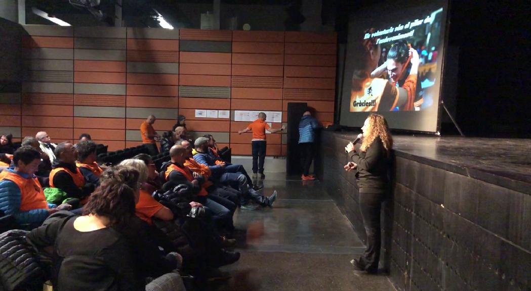 Primera reunió de voluntaris per a l'Andorra Ultra Trail