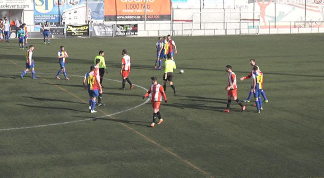 Primera victòria del nou FC Andorra
