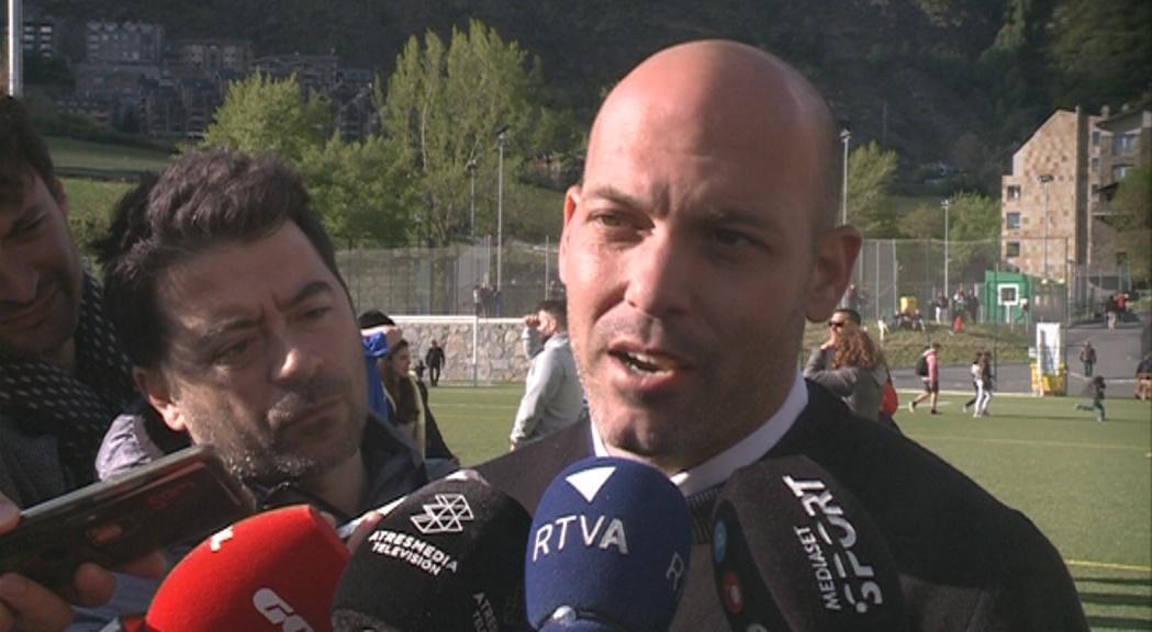 Les primeres reaccions dels protagonistes de l'Andorra després de l'ascens