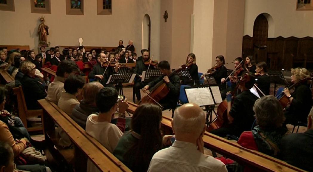 El programa del concert de Primavera de la JONCA i les escoles es trasllada al Concert de Santa Cecília, al novembre