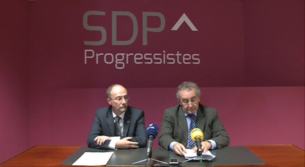 """Els Progressistes acusen Sindicatura de """"sabotejar"""" el Tribunal Constitucional"""