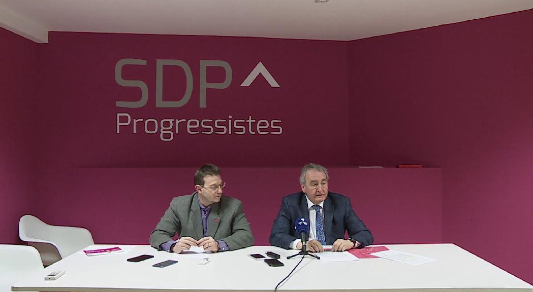 Progressistes SDP assegura que el pressupost del 2020 no és sincer