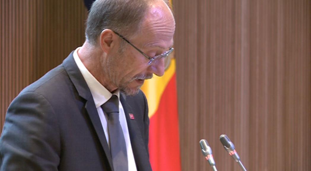 Progressistes SDP ha presentat catorze esmenes al Projecte de lle