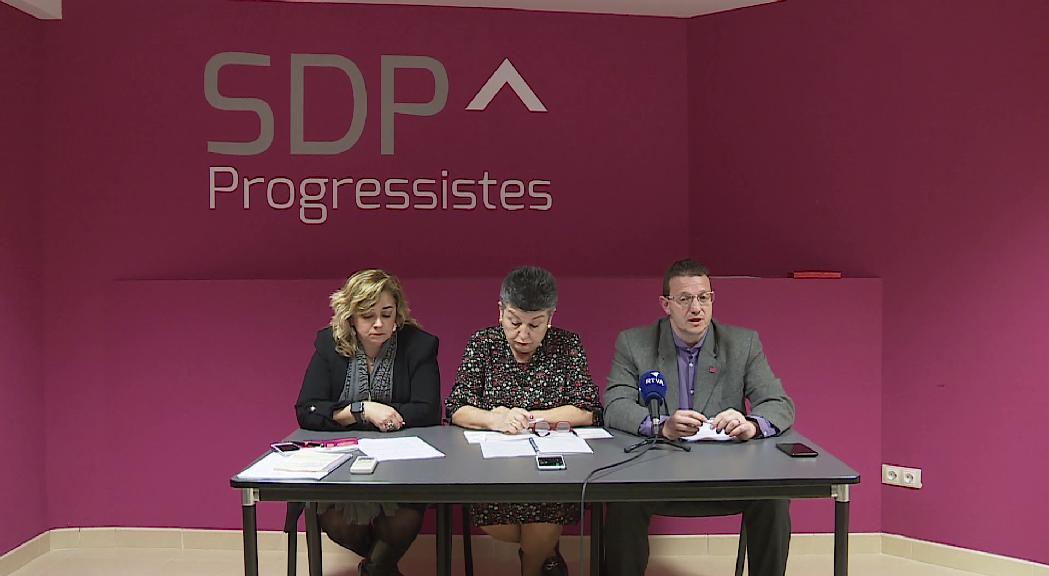 Progressistes SDP insta el Govern a regular el preu de l'habitatge