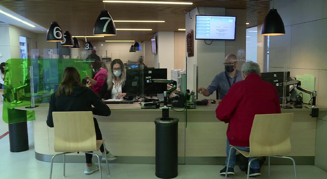 Prop de 300 autoritzacions de treball temporal atorgades a empreses estrangeres