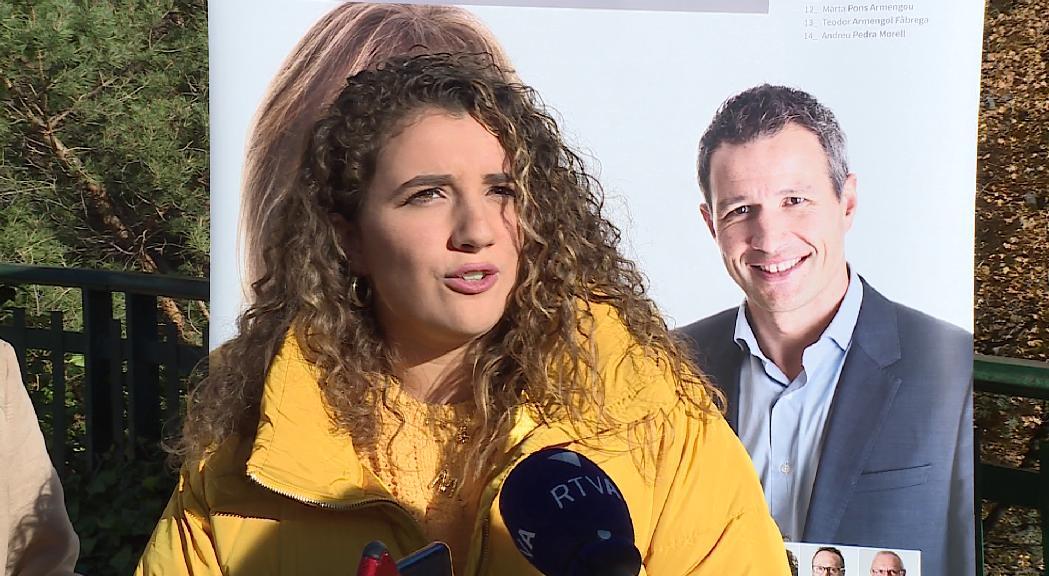 Propostes per als joves, per l'habitatge i l'administració digital, a Andorra la Vella