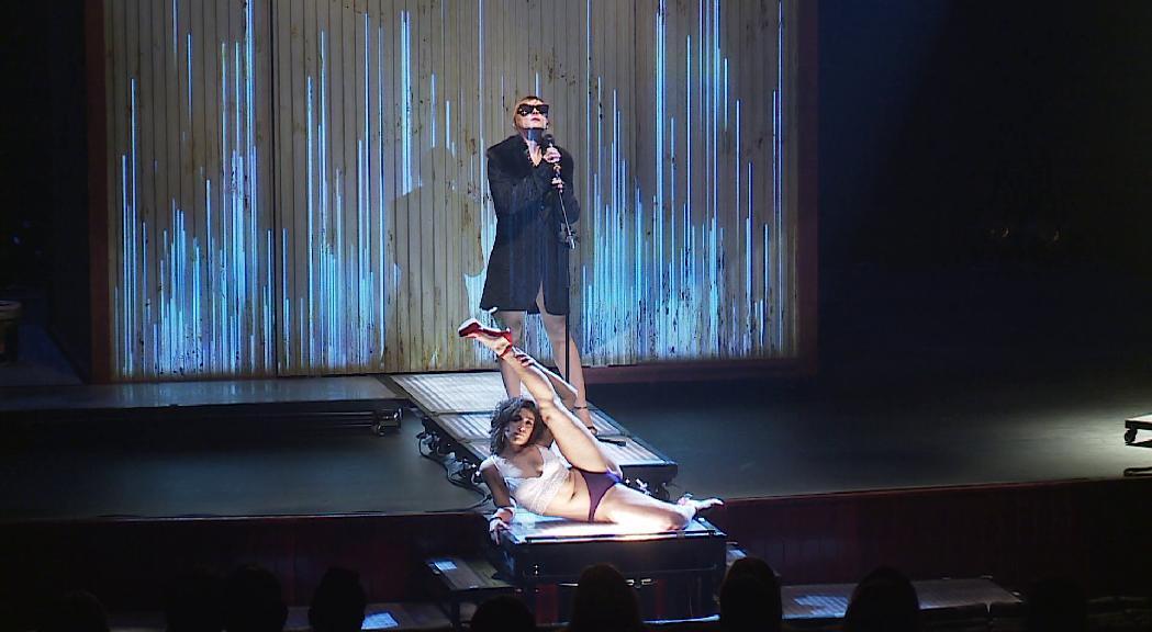 'Prostitución', coproduïda per l'ENA, nominada als XXIV Premis Max de les Arts Escèniques
