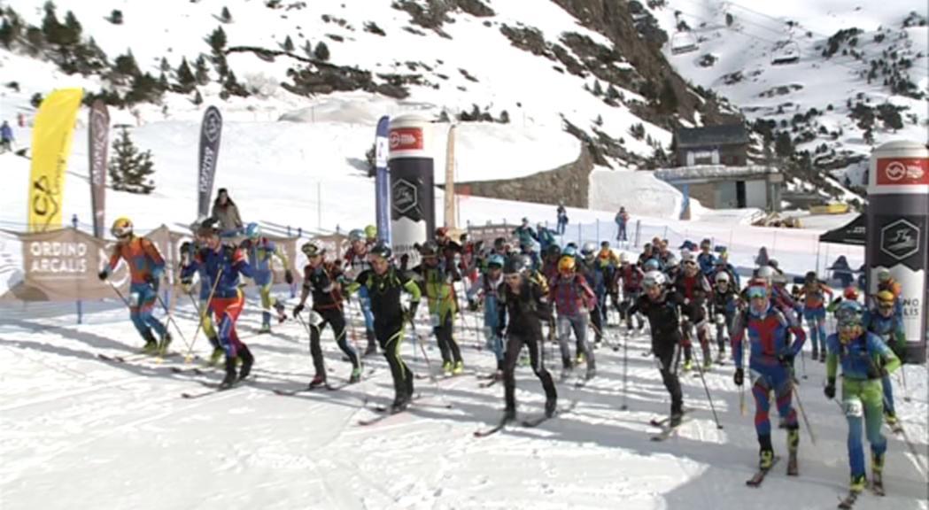 La prova individual de la Font Blanca no farà part de la Copa d'Andorra d'esquí de muntanya