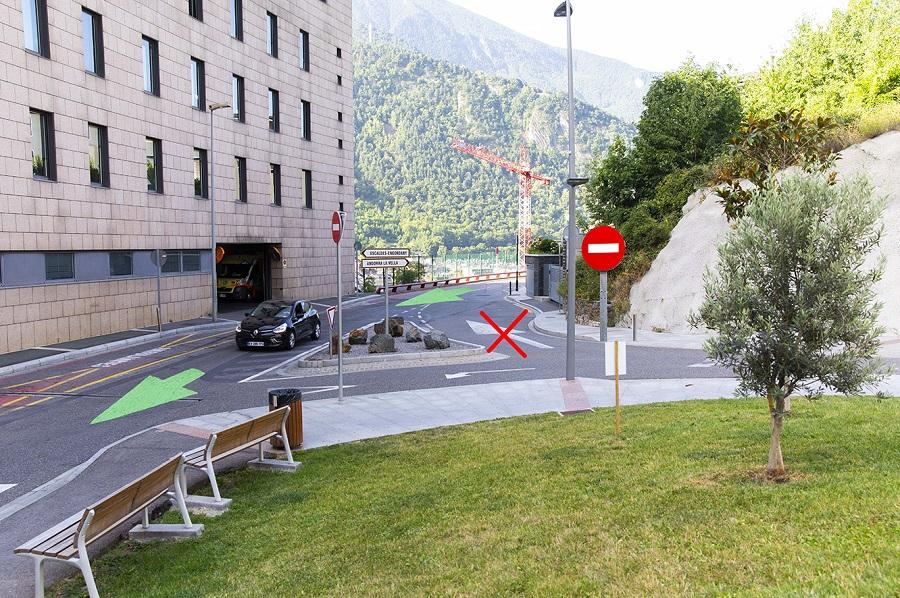 El comú d'Andorra la Vella posarà en marxa aque