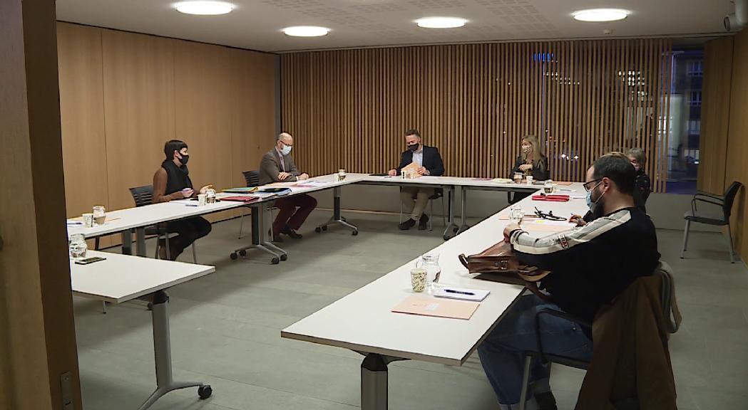 El pròxim Consell de Joves s'adaptarà a les mesures de seguretat de la Covid-19