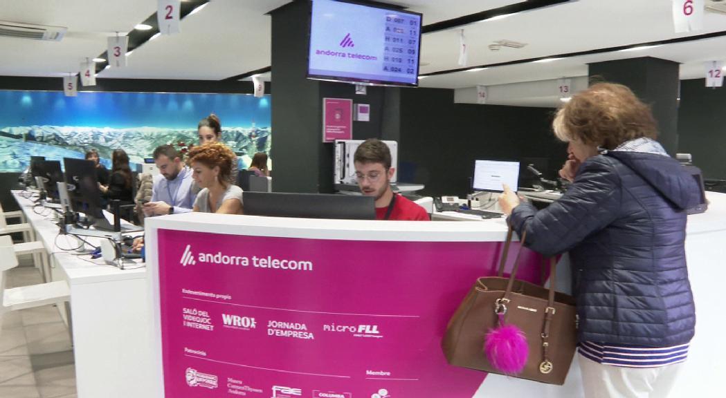 El PS insisteix en abaixar les tarifes d'Andorra Telecom i FEDA